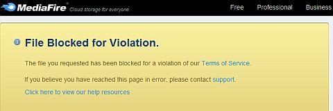 mediafire-blokuje-plik